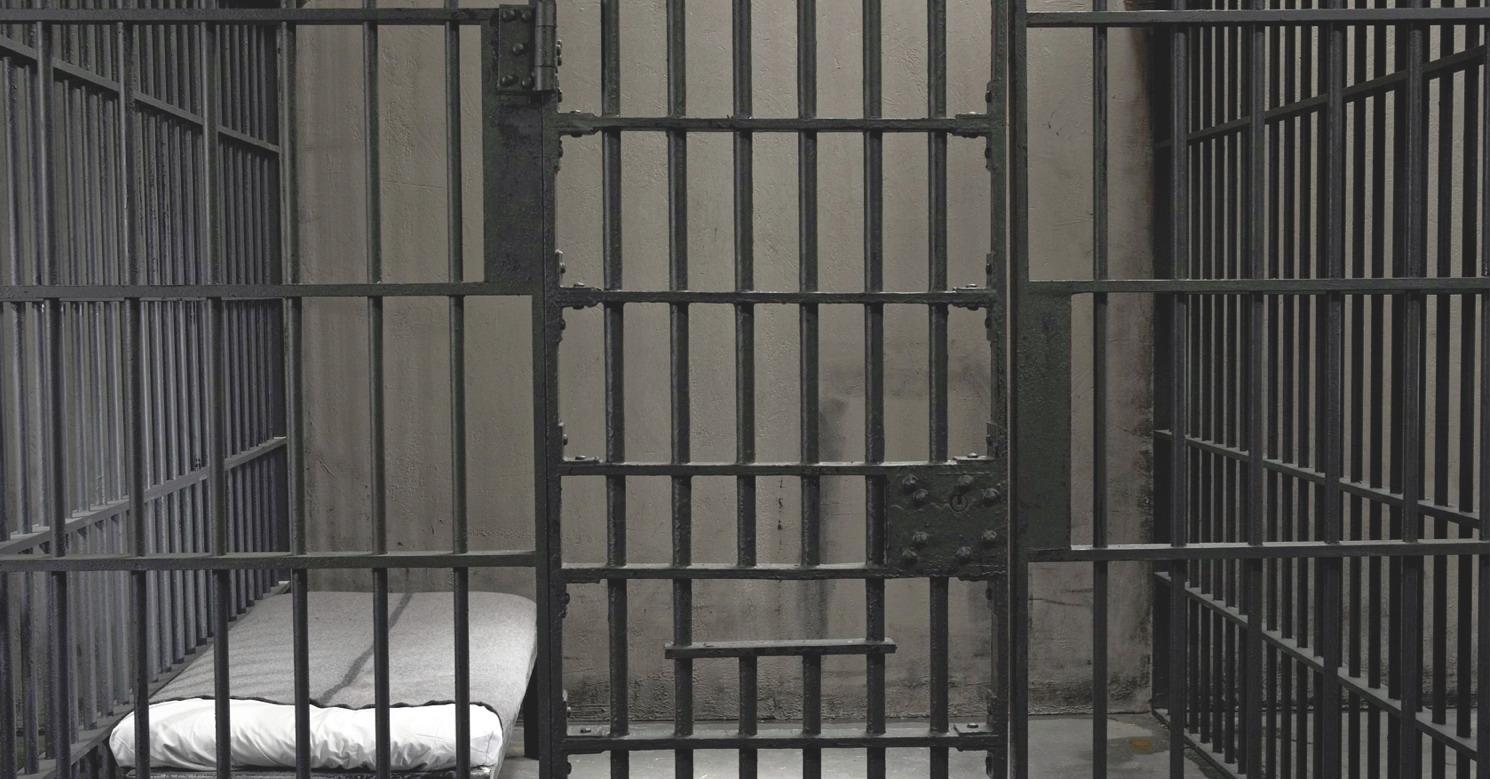 Cella prigione di prison break a Cagliari - enTRAPment