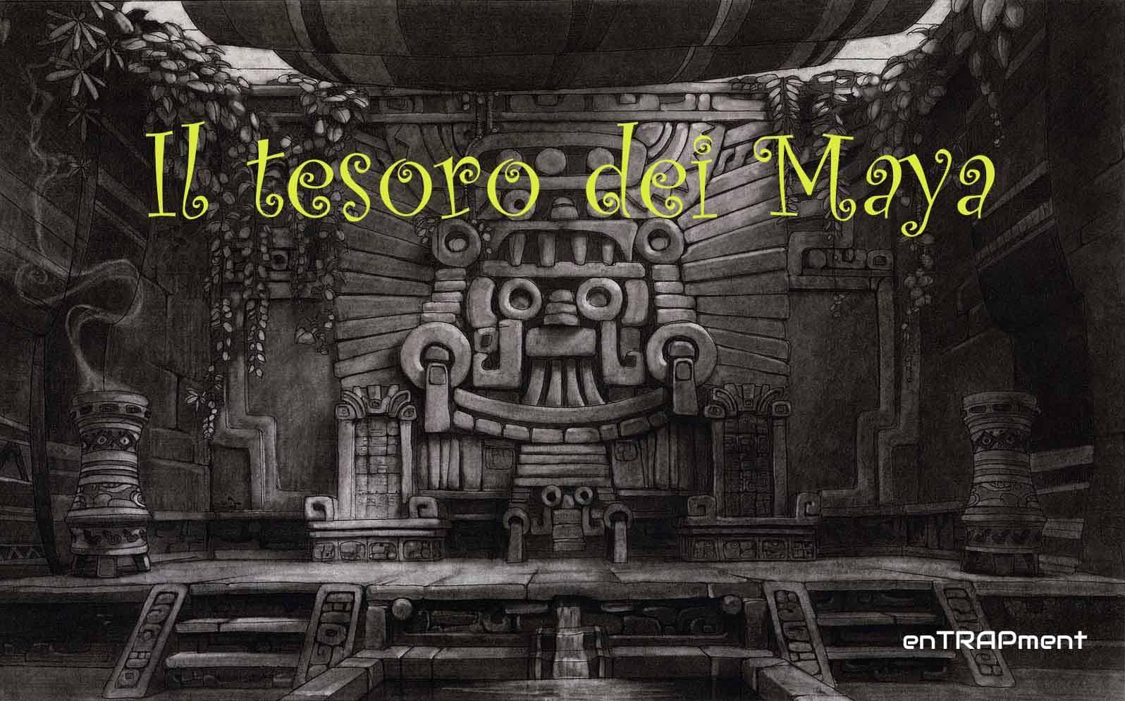 escape room Cagliari enTRAPment - Il Tesoro dei Maya