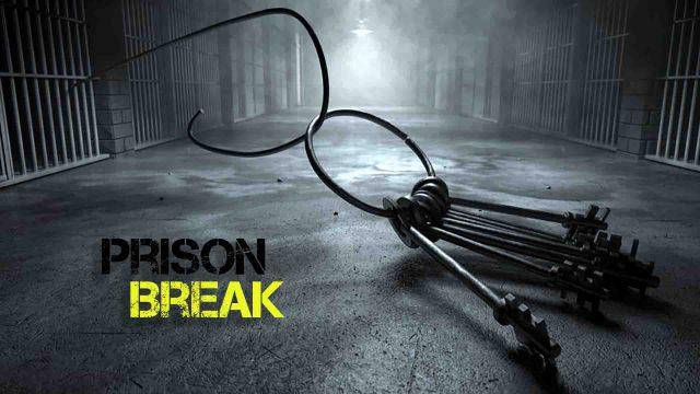 """Prenota """"Prison Break"""""""