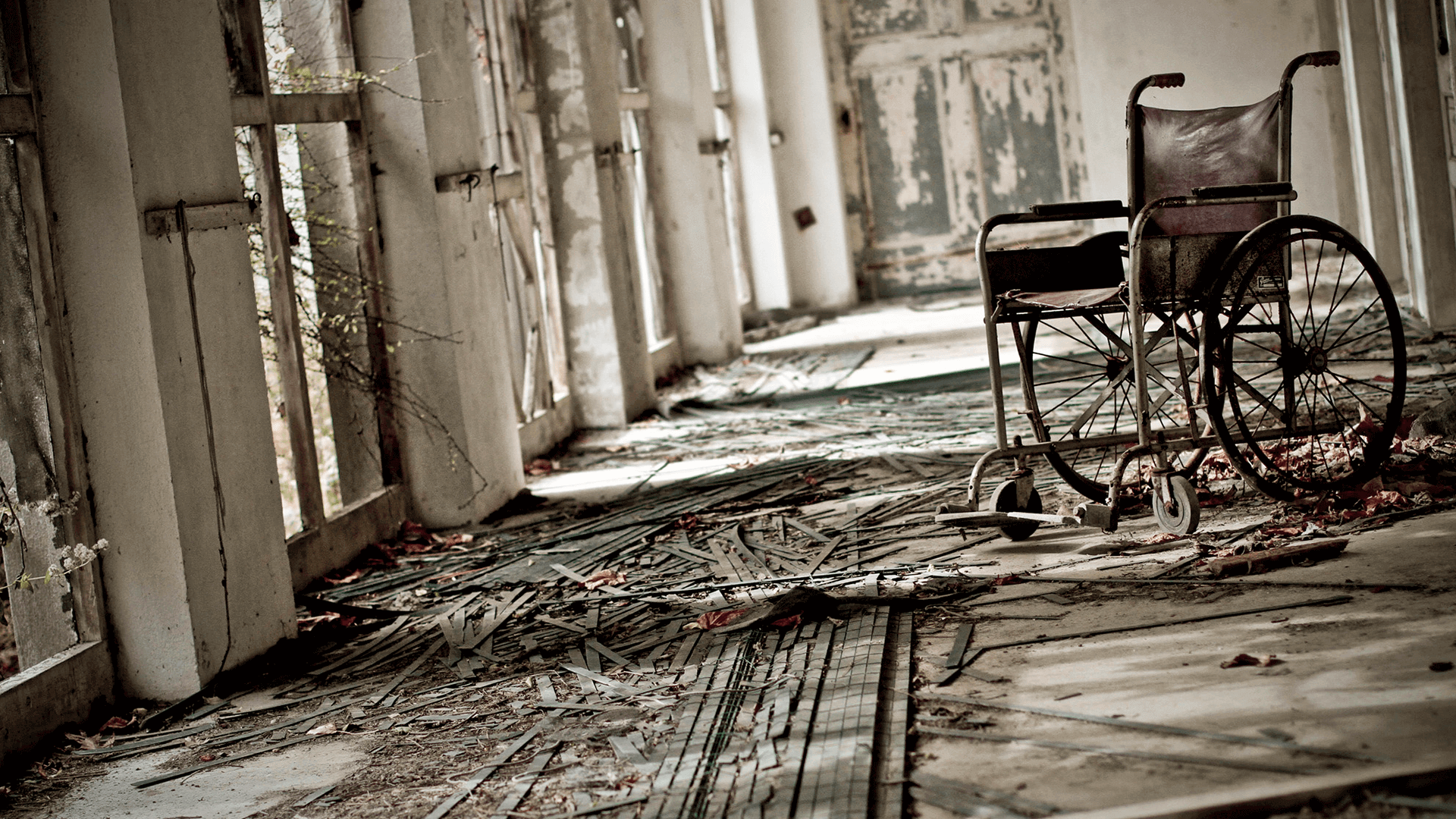 Haunted Hospitals and Cruel Fates: The Asylum Escape Room