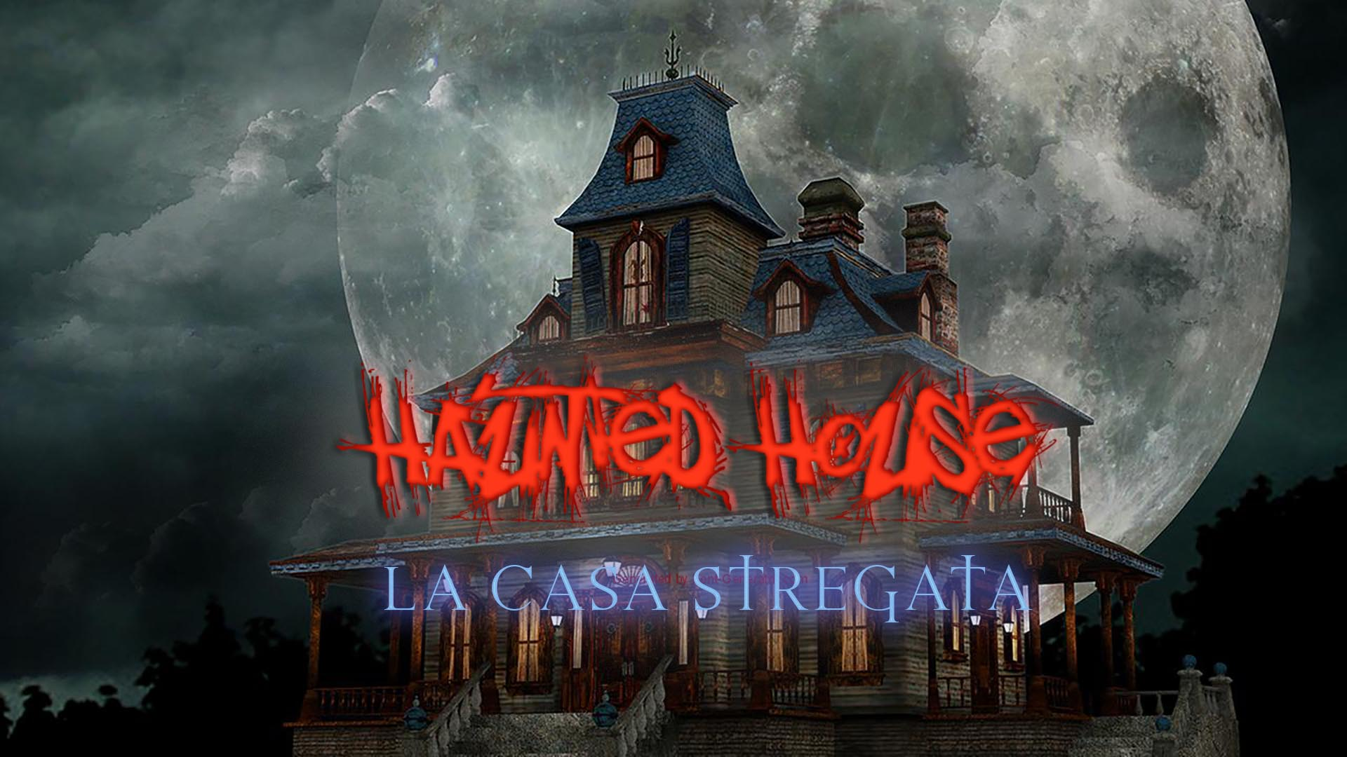 Haunted House escape room cover